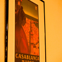 A Poster of the City of Casablanca